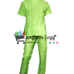 سكراب طبي اخضر