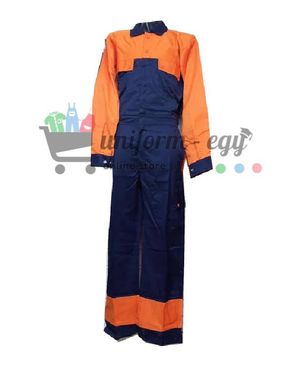 افرول عمال - كحلى - Overalls for workers - dark blue